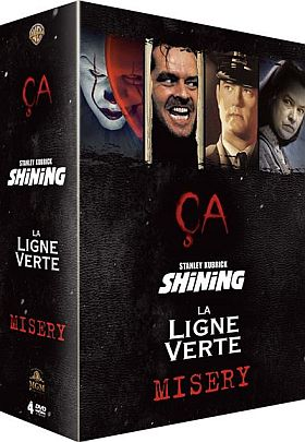 Coffret Stephen King Fnac Dvd Stephenking