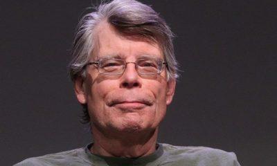 Stephen King Portrait Auteur