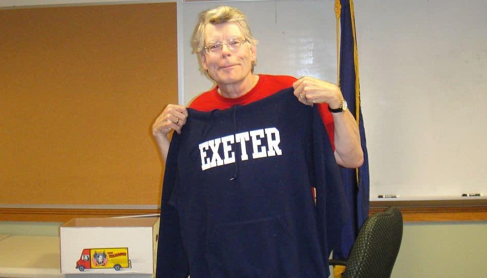Stephenking Exeter Lyceee