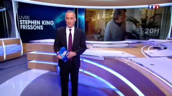 Tf1 Stephenking Interview Reportage France2013