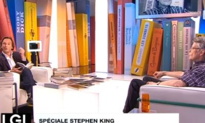 La Grande Librairie Special Stephen King