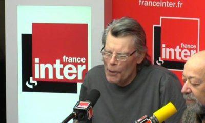 Stephenking Franceinter 2013
