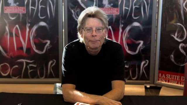 Stephenking Paris Visite 2013
