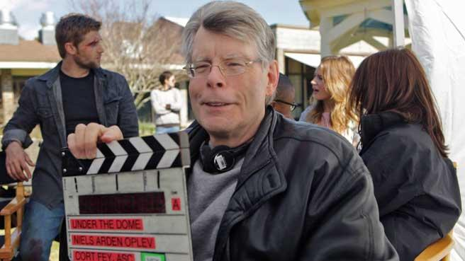 Stephen King Tournage Dome