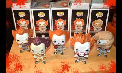 Funko Pennywise Figurines