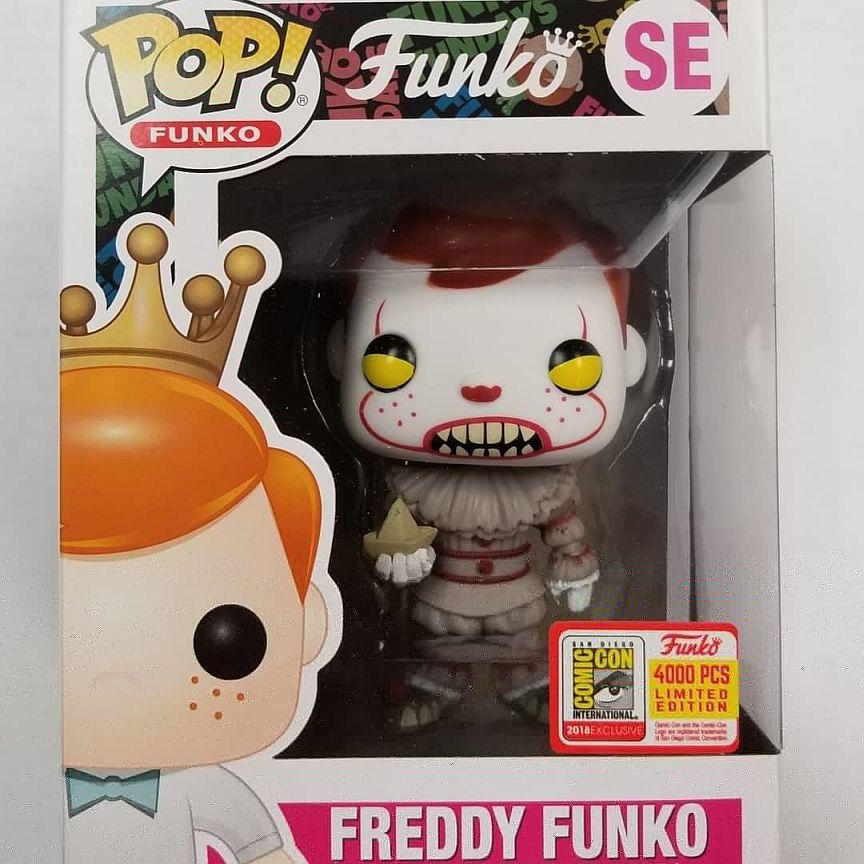 Funko Funko Freddy Pennywise