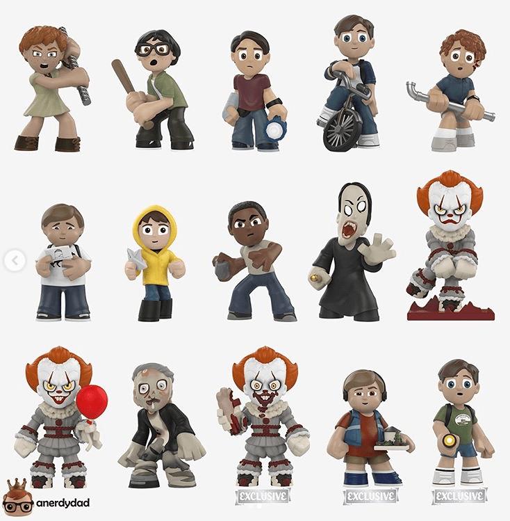 Funko Mini Figurines2
