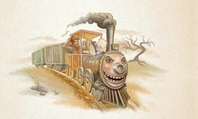 Charlie The Choochoo Stephenking Livre Latoursombre