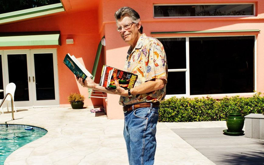 Stephen King Reading Florida Optimized