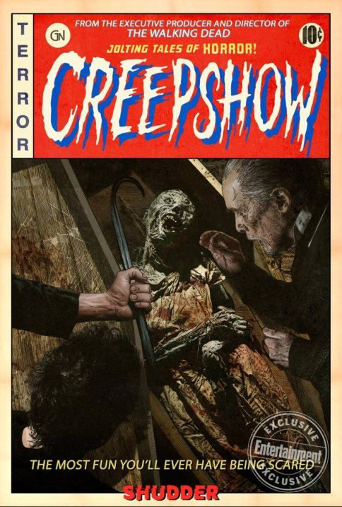 Creepshow Poster Cr: Shudder