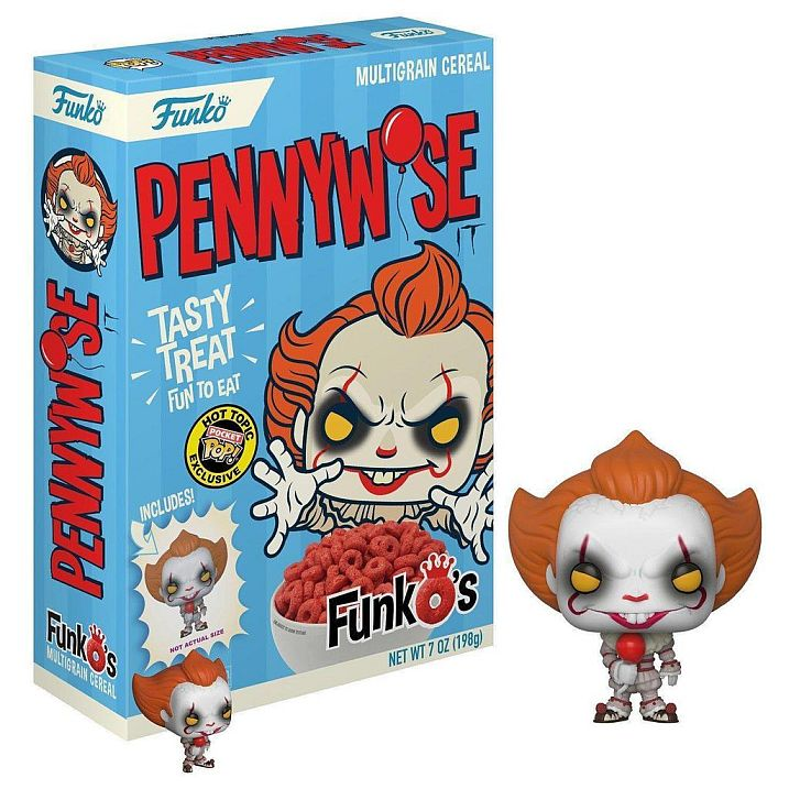 Funko Cereales Pennywise