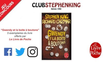 Concours Gwendy
