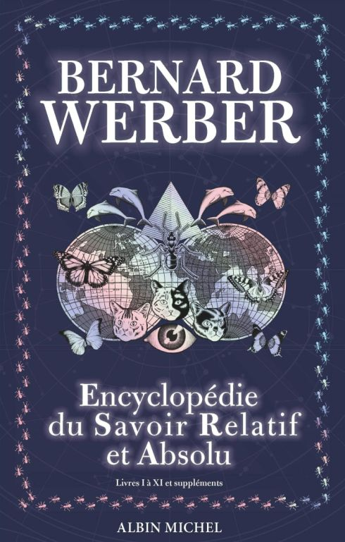 Bernard Werber Nouvelle Encyclopedie Esra 2018