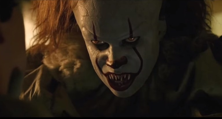 Crab Pennywise