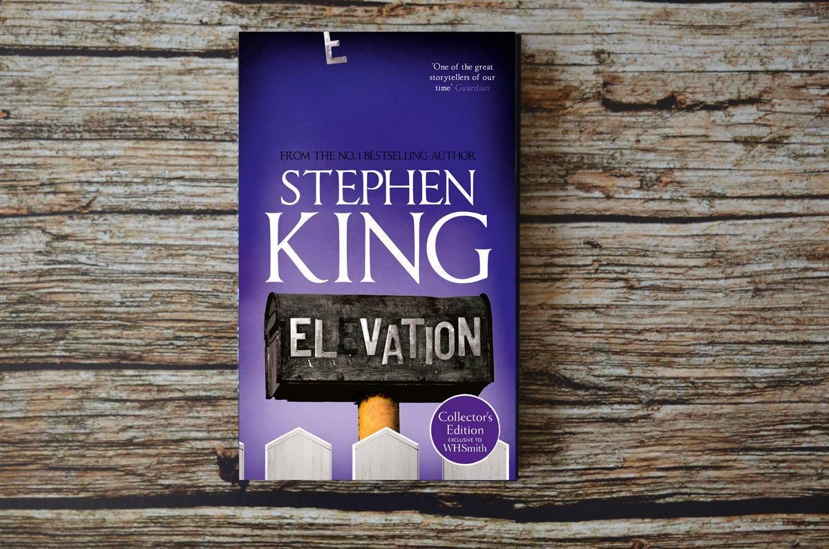 Elevation Stephen King Whsmith