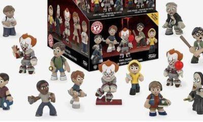 Hottopic It Mini Figurines Small