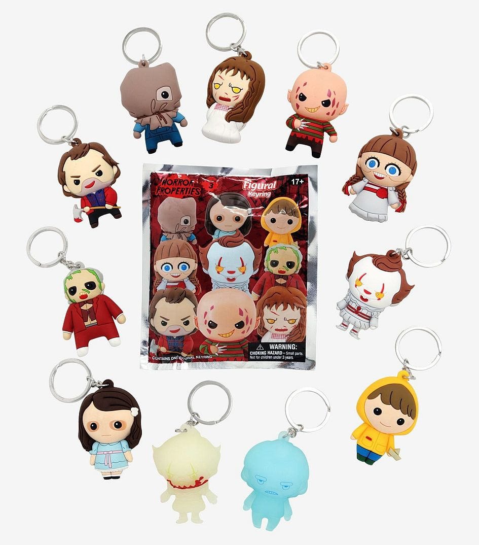 Hottopic Keychains