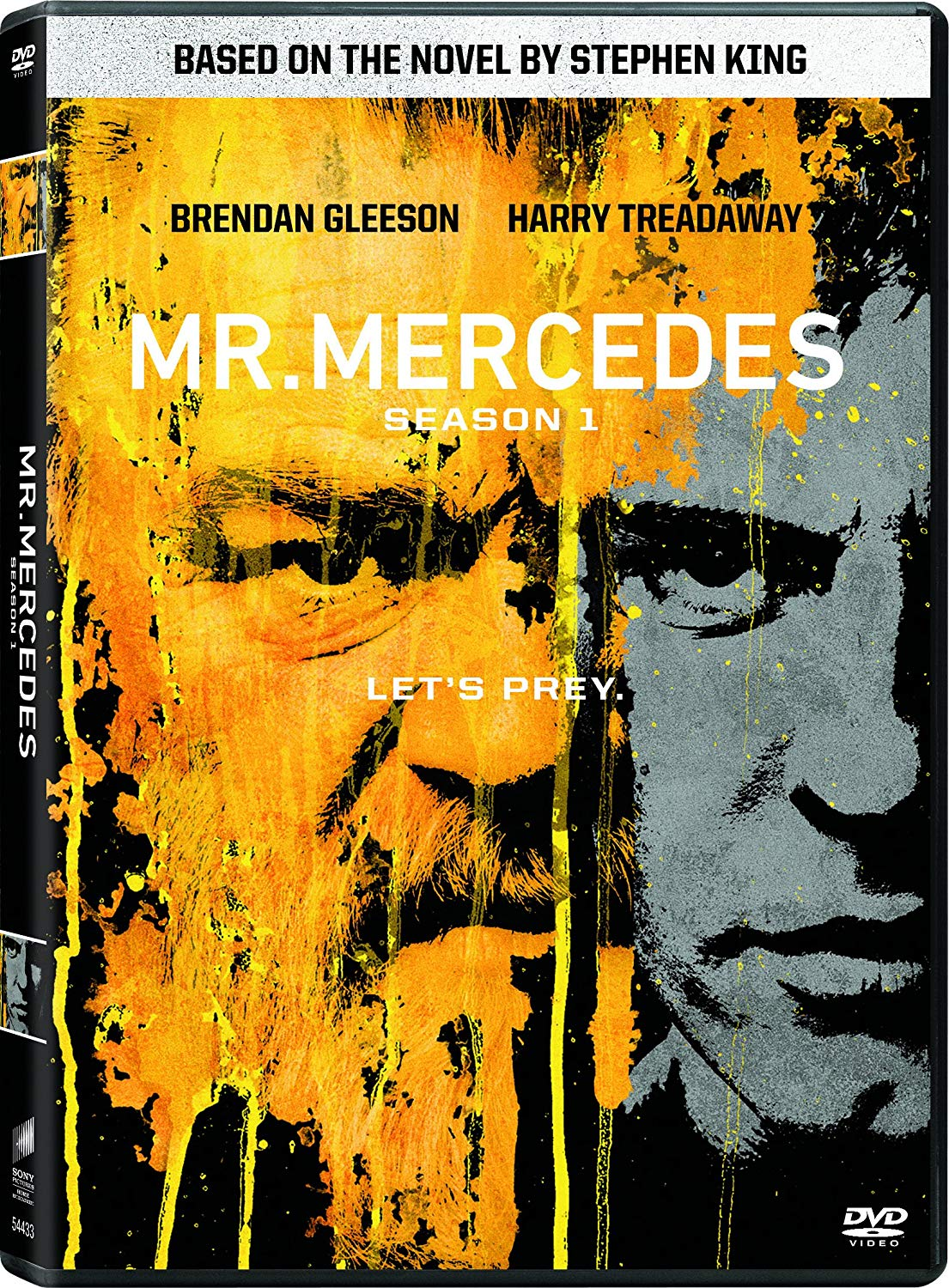 Mr Mercedes Saison 1 Dvd Usa