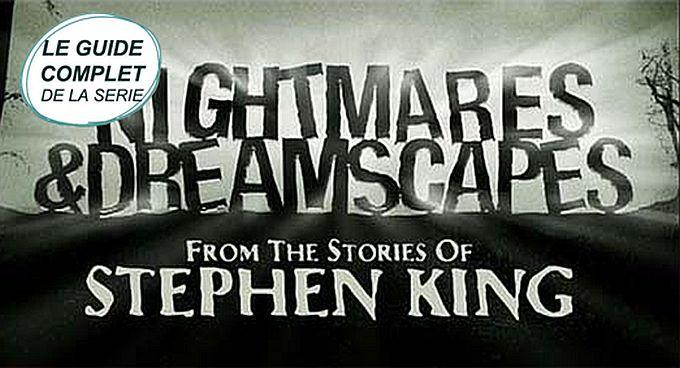 Serie Nightmaresanddreamscapes Stephenking Leguidecomplet