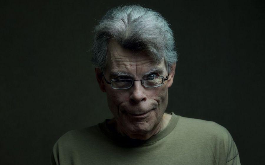 Stephen king Portrait Effrayant Grandformat