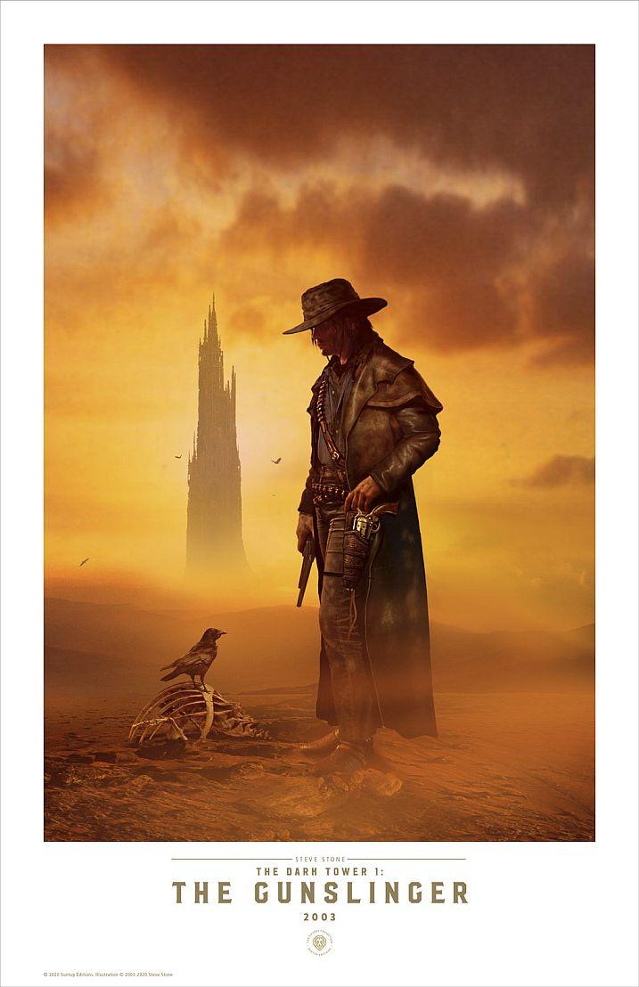 Suntup Poster Gunslinger