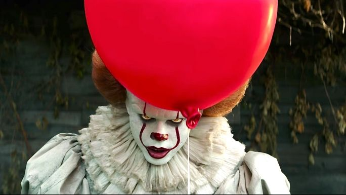 Ca Pennywise Film Clown Twitter Peur Cinema Sans Pression