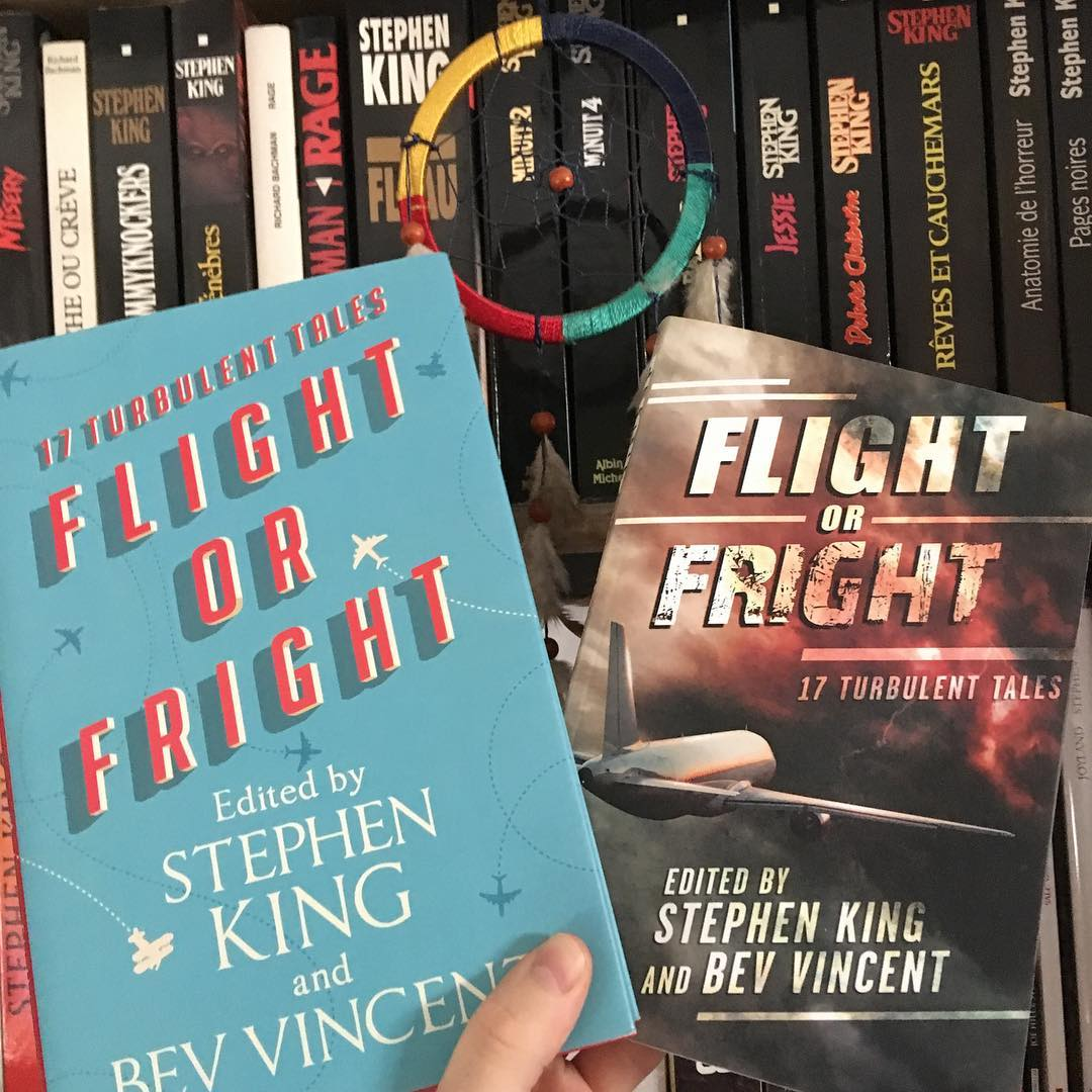 Flight Or Fright Stephenking