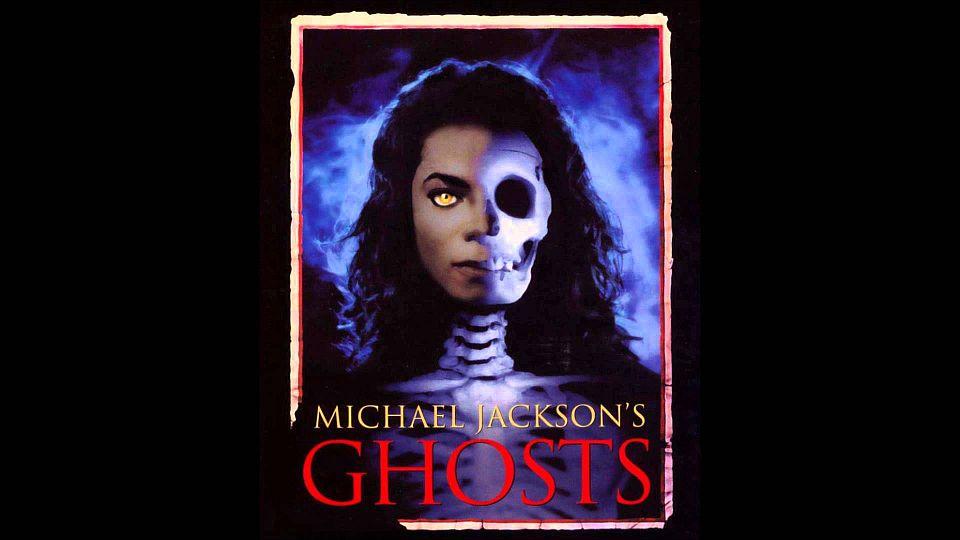 Ghosts Michael Jackson Stephenking
