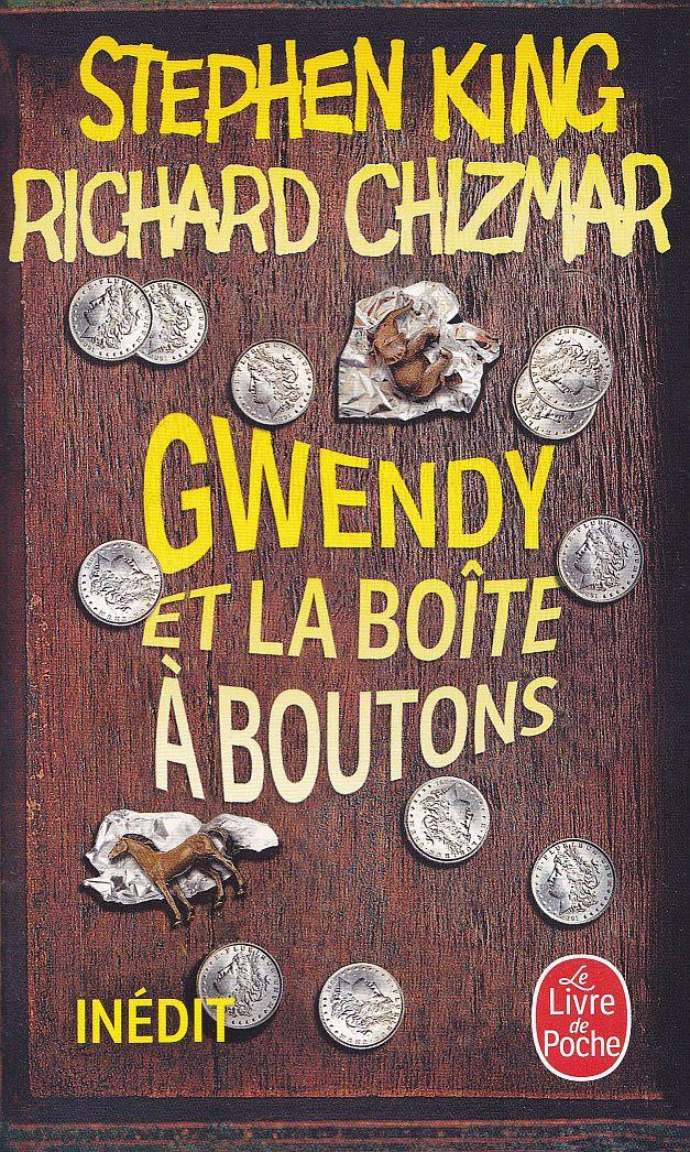 Gwendy Et La Boite A Boutons Stephenking Livredepoche