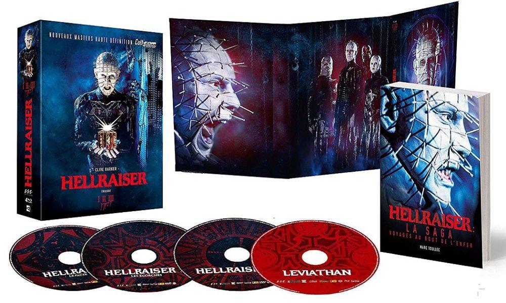 Hellraiser Cover Coffret