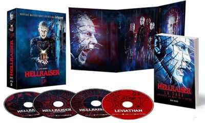 Hellraiser Cover Coffret