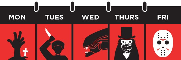 Horror Calendar