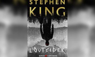 L Outsider Stephenking Albinmichel 2019 Couv2