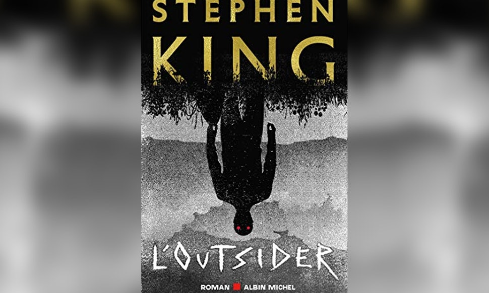 L Outsider The Outsider Le Livre De Stephen King Club