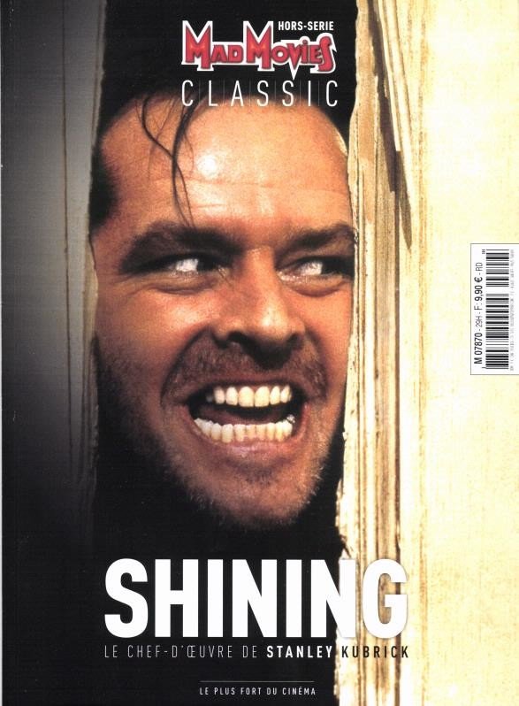 Mad Movies Hors Serie Shining
