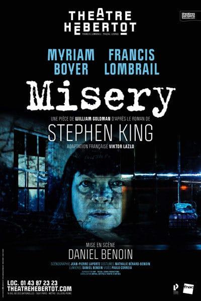 Misery Theatre Paris