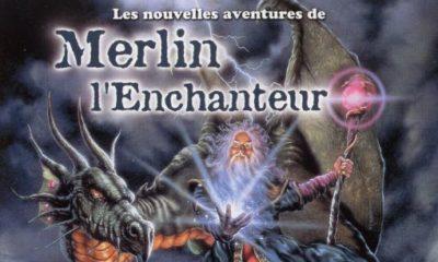 Nouvelles Aventures Merlin