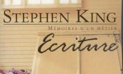 Stephenking Livre Ecriture Header