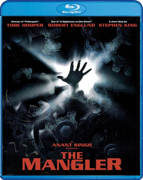 The Mangler Bluray Screamfactory