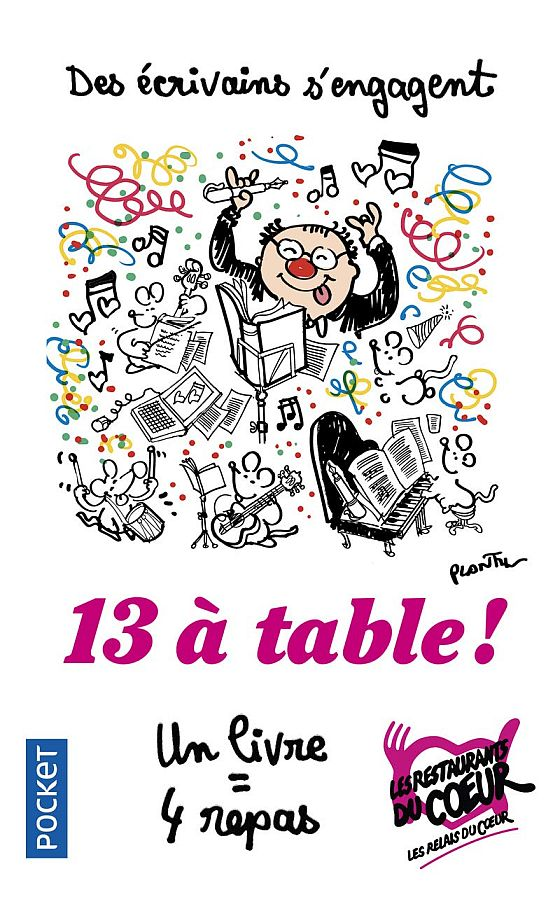 13 A Table 2019 Maxime Chattam