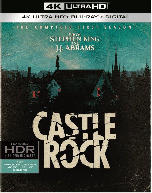 Castle Rock Bluray 4k Ultra Hd