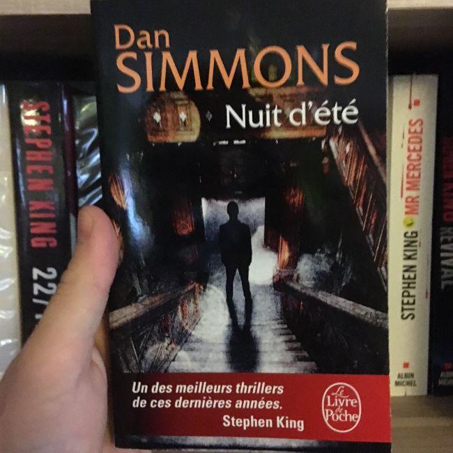 Dan Simmons Nuit Ete