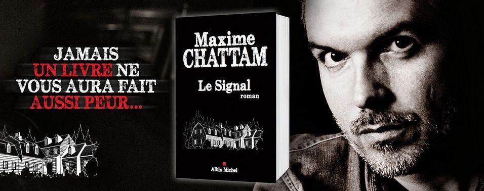 Le Signal Maxime Chattam 2