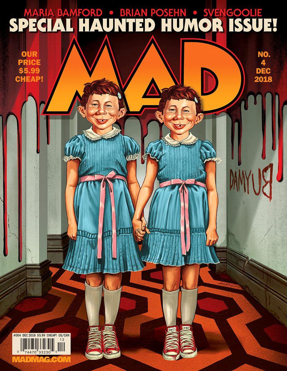 Mad Magazine Octobre2018