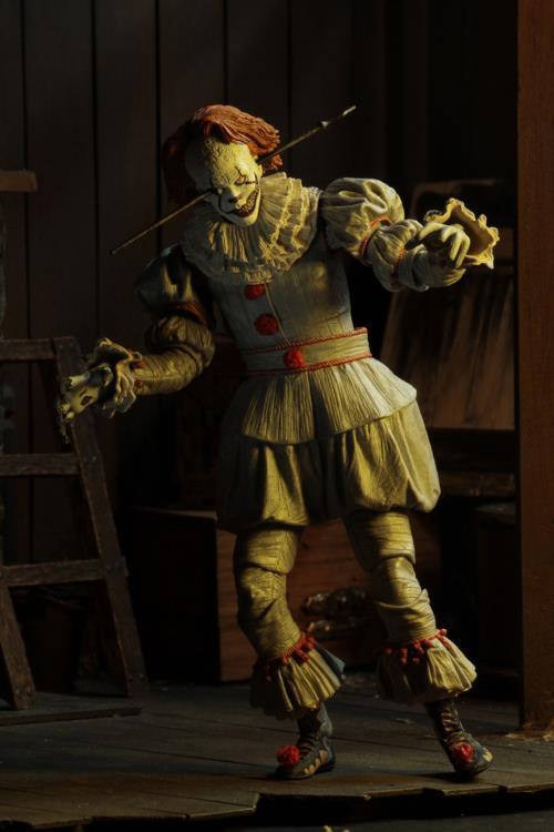 Neca Pennywise Figurine 01