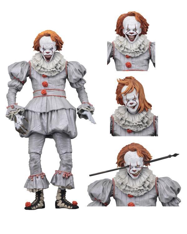 Neca Pennywise Figurine 05