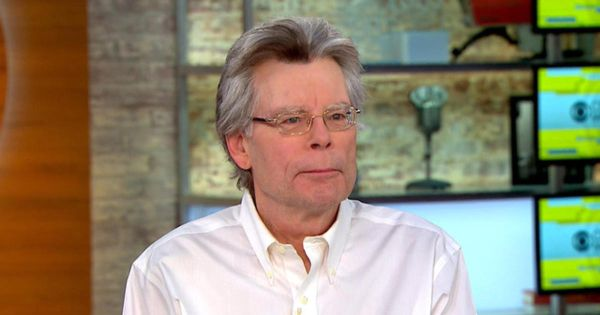 Photo Stephen King 1