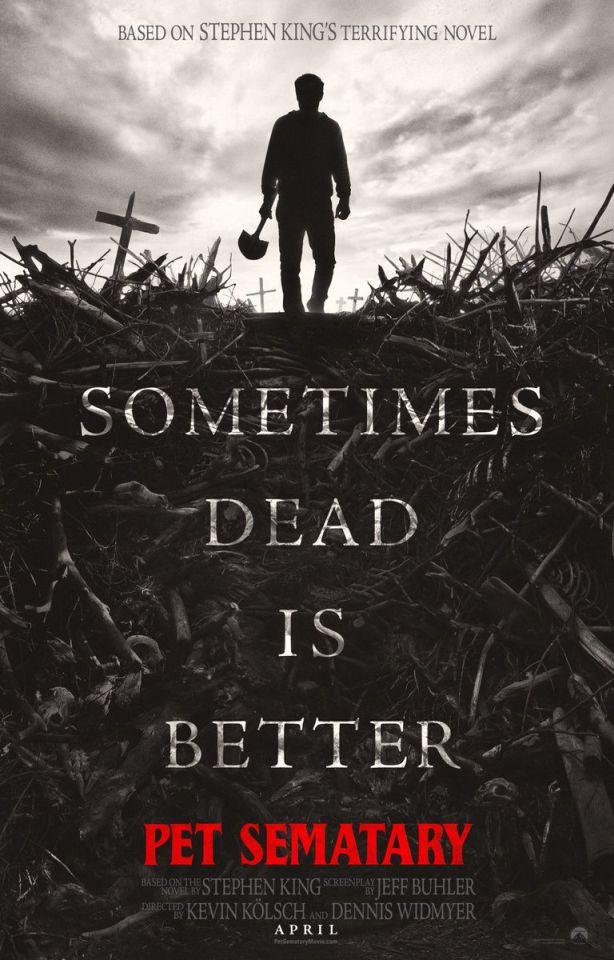 Simetierre 2019 Poster Film