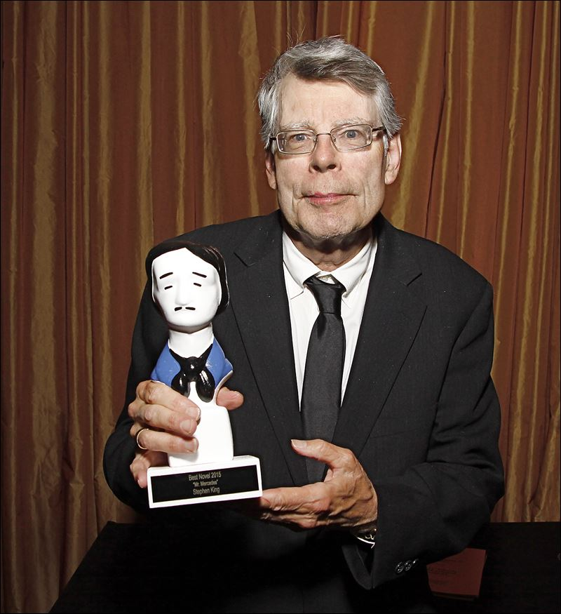 Stephen King Edgar Award 221163