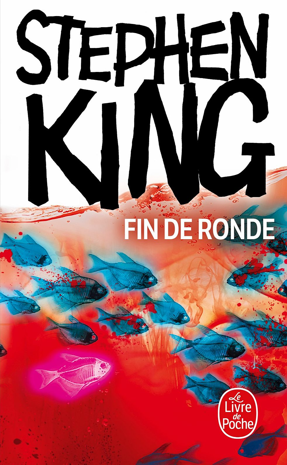 Stephen King Fin De Ronde Lelivredepoche Couverture
